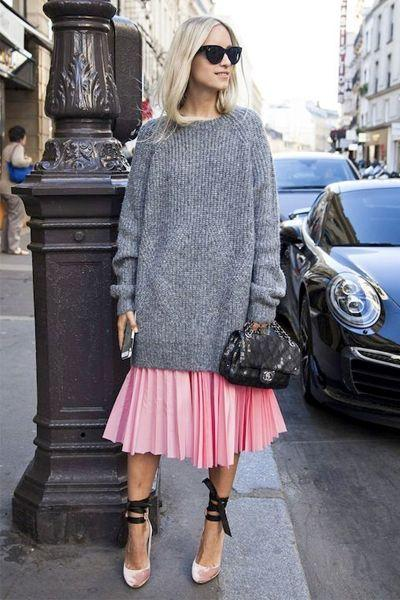In need of a bit of sartorial inspiration this week? We turned to our favourite street style stars to see what the fashionistas are wearing right now…