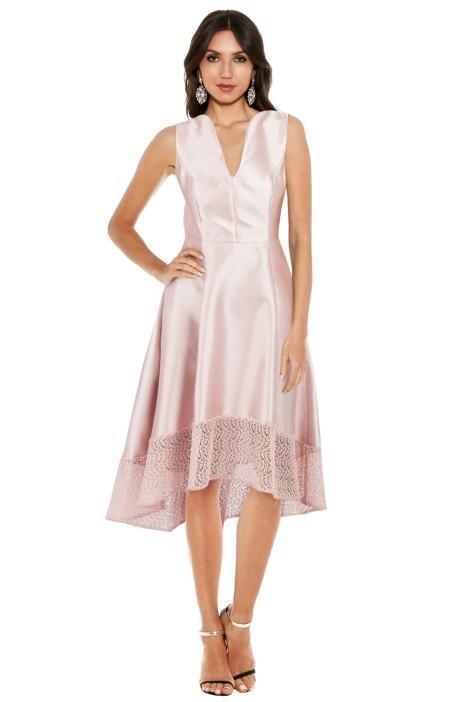 Montique Chantelle Party Dress - Maternity Outfit