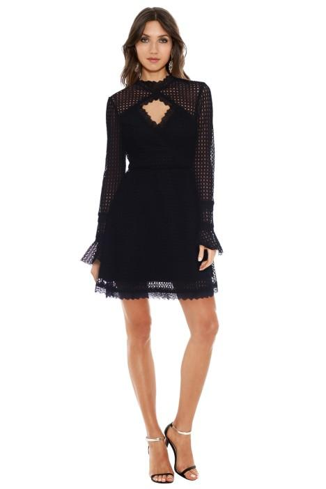 Pasduchas Reign Dress in Black
