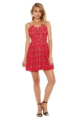 Bronx and Banco - Mini Florence - Front - Red