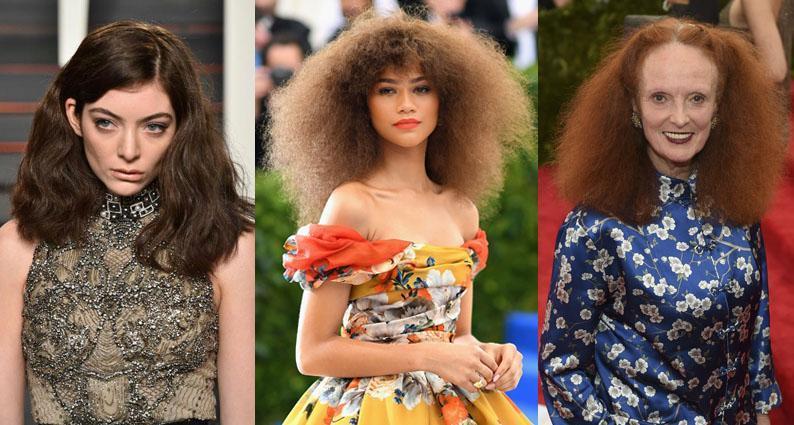 Big hair styles