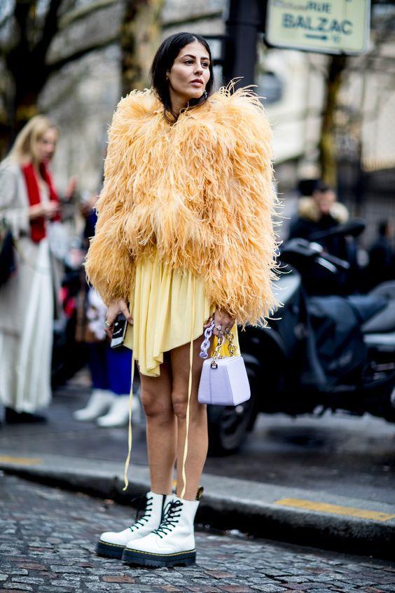 Paris Fashion Week Street Style Fall 2018 Day 4 - The Impression