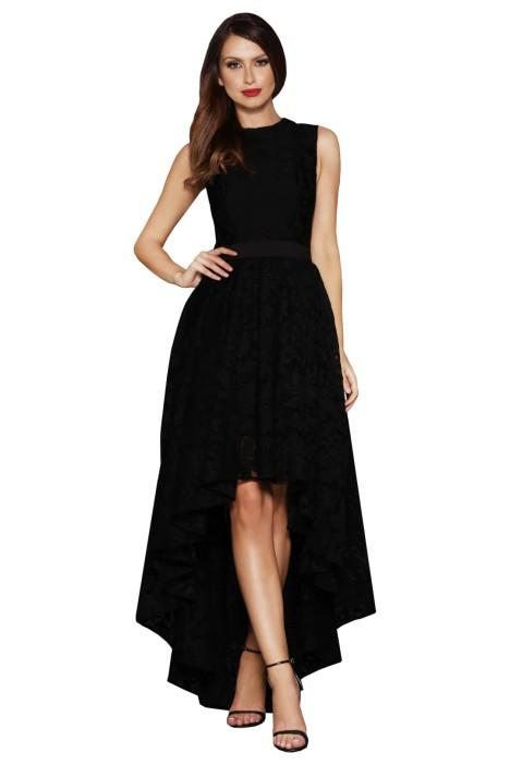 Elle Zeitoune Brandy Black Dress - Little Black Dress