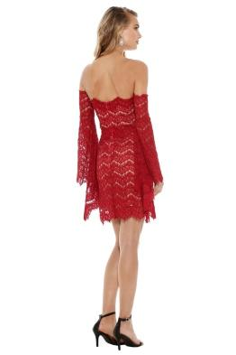Thurley - Love Lost Dress - Red - Front