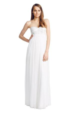 george white pixel gown