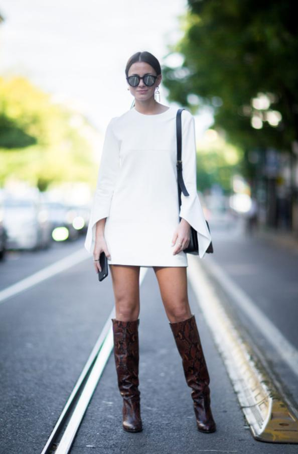 FashionVibe what to wear to fashion week