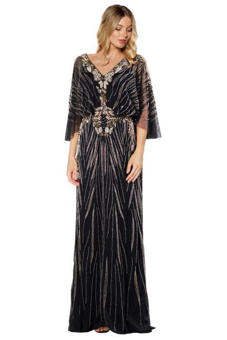 Grace & Blaze Opera Gown - Black - Maternity Outfit