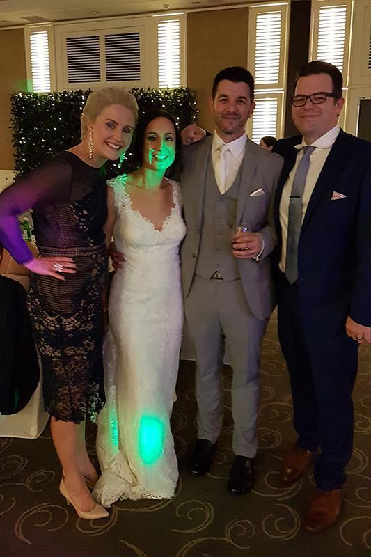 Cassandra Hughes Winter Wedding Dress Hire 3