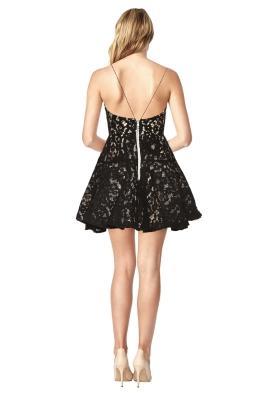 Alex Perry - Leisa Mini Dress - Black