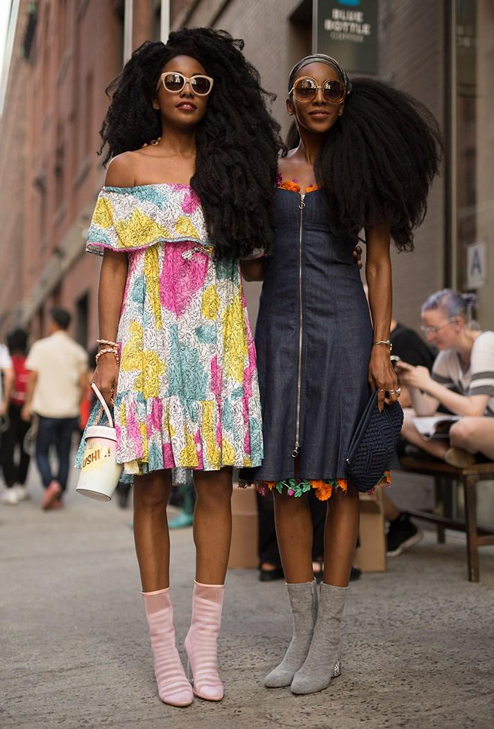 Image result for New York Fashion Week street style 2017