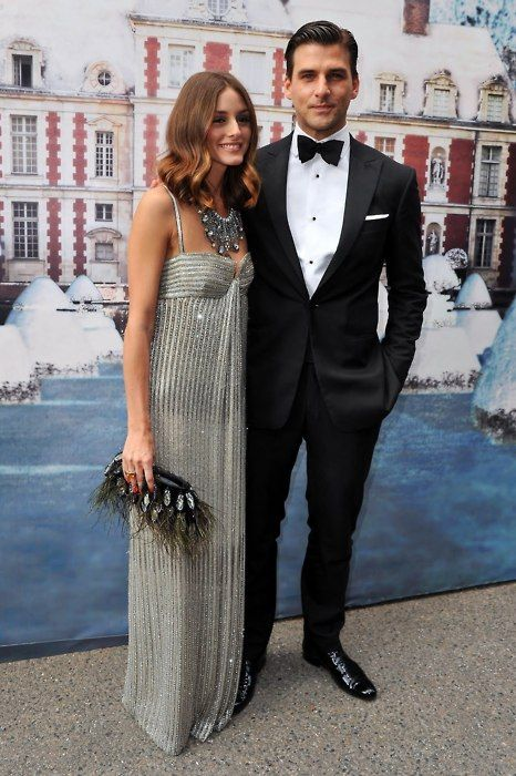 Black tie dress code, modern glamour