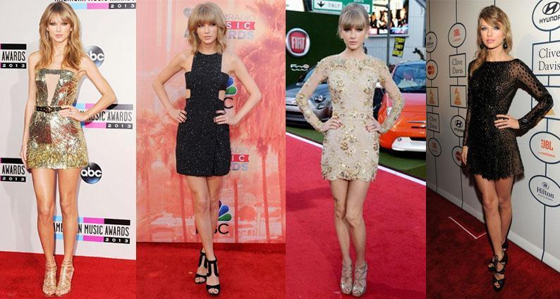 Taylor Swift birthday mini dresses