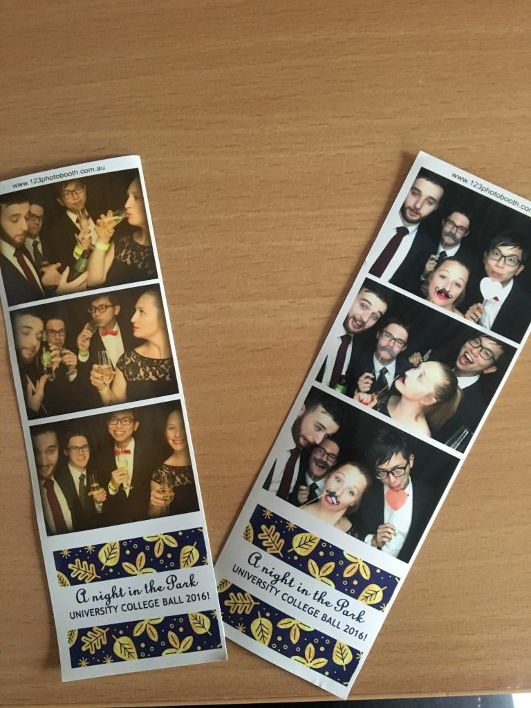 Photobooth memories