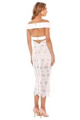 Asilio - The Nadia Dress - White - Front