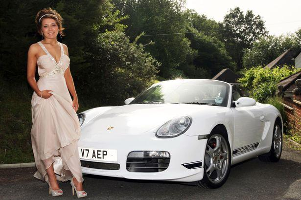 prom night arrive in style