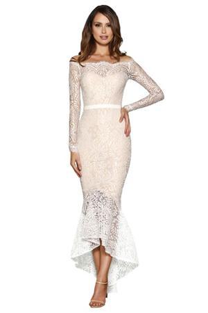 elle zeitoune marchesa wedding dress bridal looks for fall