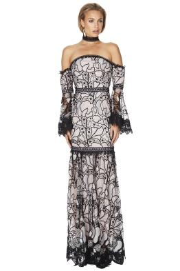 Talulah - Stole The Show Gown - Front