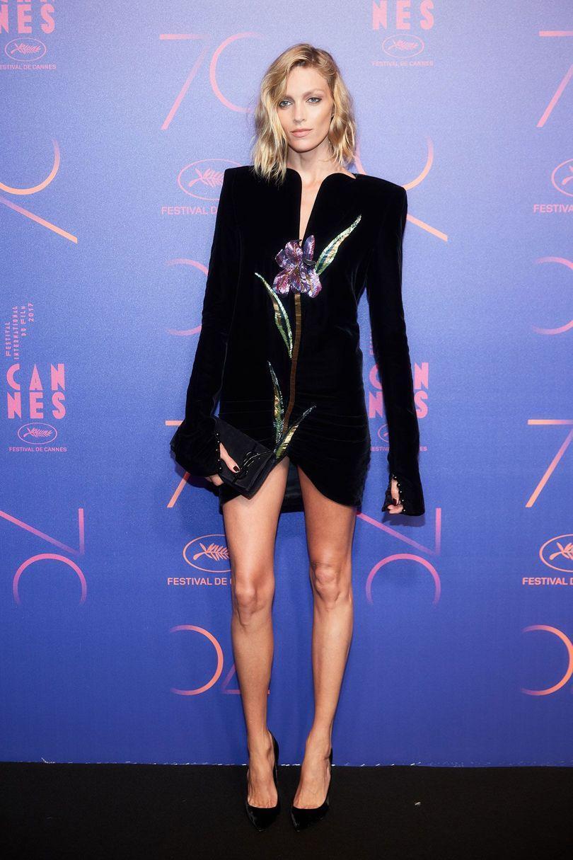 Anja Rubik Cannes Film Festival