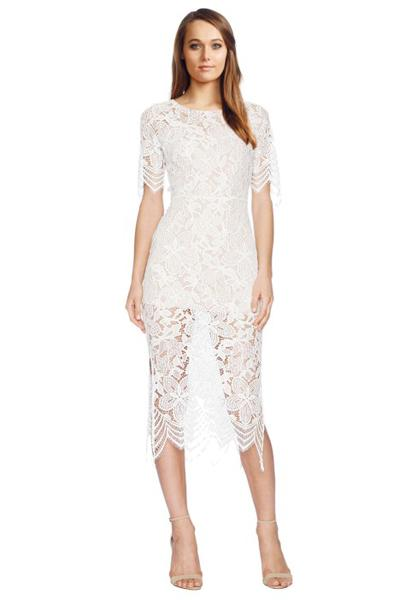 for love and lemons luna maxi dress glamcorner hailey baldwin style muse