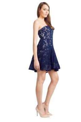 Alex Perry - Missy Dress - Front - Blue