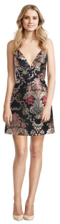 Zimmerman Wallpaper Print Dress