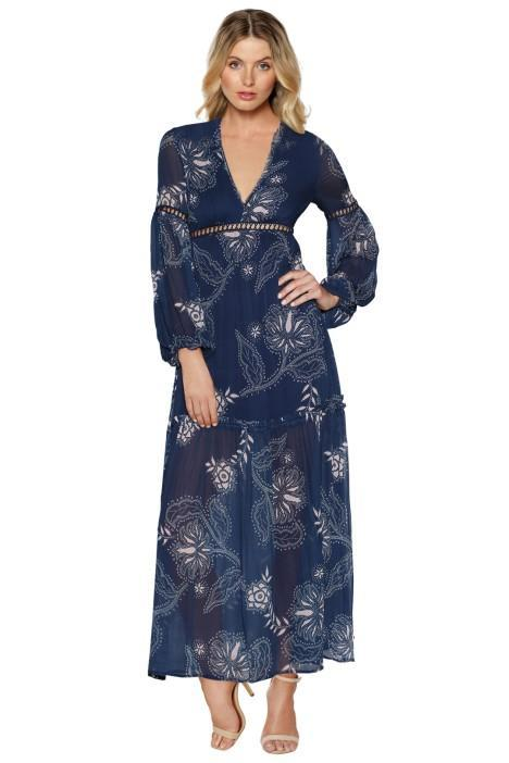Ministry of Style Estelle Maxi Dress - Maternity Outfit