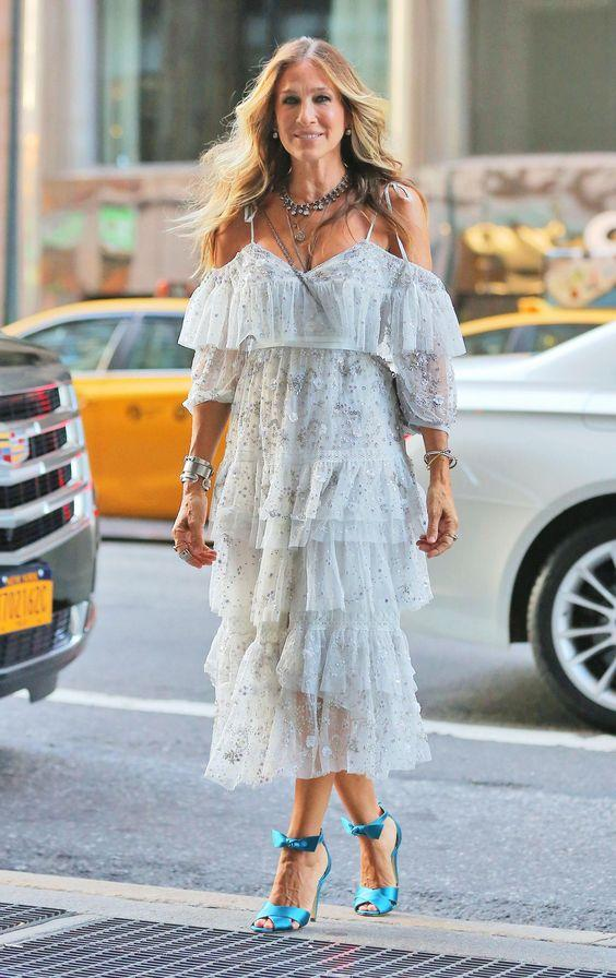 new york chic - spring outfits