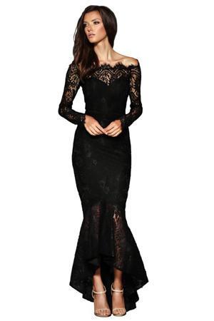 marchesa black dress by elle zeitoune black tie