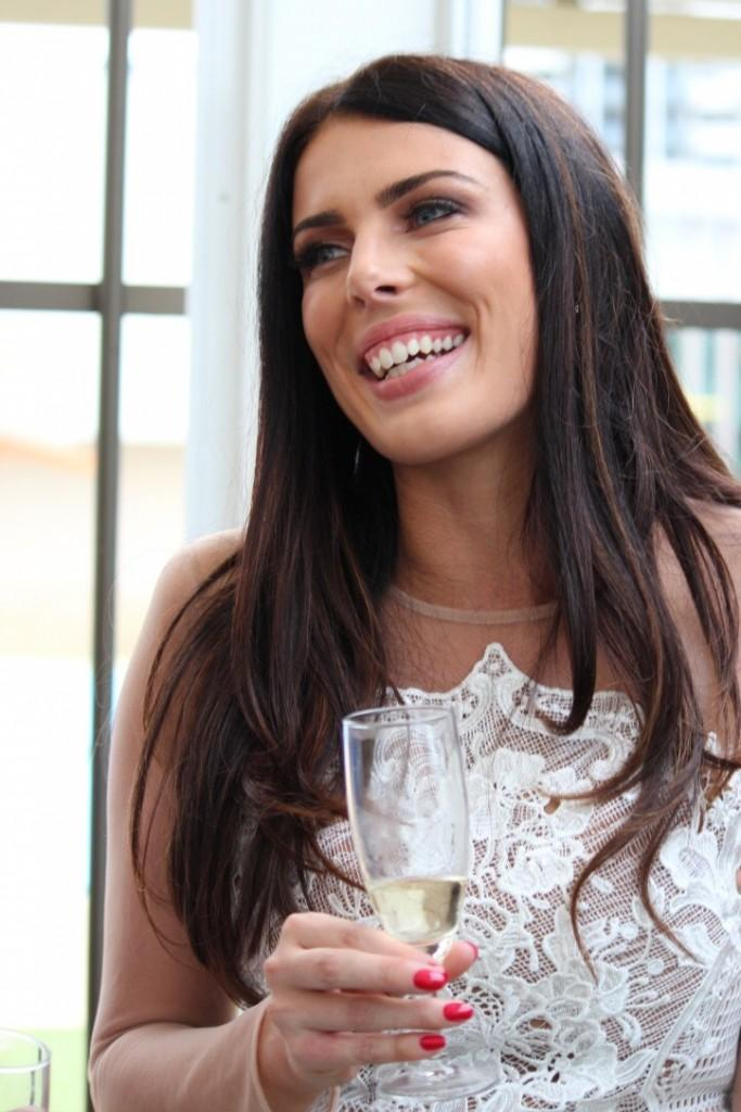 A toast to the bride-to-be
