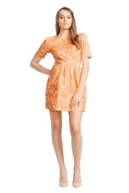 Wayne Cooper - Sarong Dress - Front - Prints