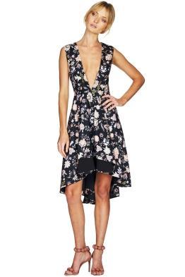 Talulah - The Lottie Floral Midi Dress - Front