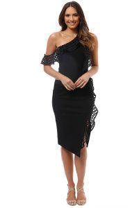 elliatt-crystal-dress-black-front
