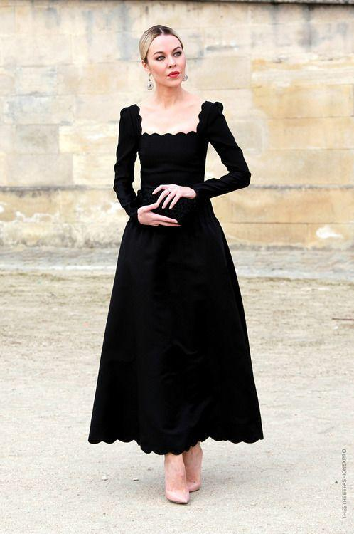black tie dress code - classic style