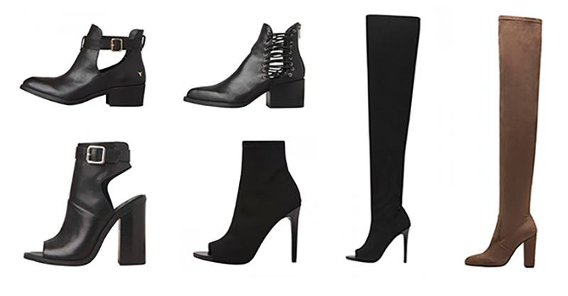 Windsor Smith boots to wear with a mini dress in autumn