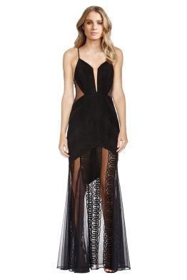 Shona Joy - Arabesque Maxi Dress - Front