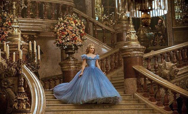 Cinderella what to wear to a ball