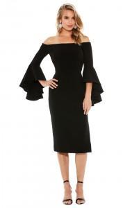 milly_-_cady_selena_split_dress_-_black_-_front