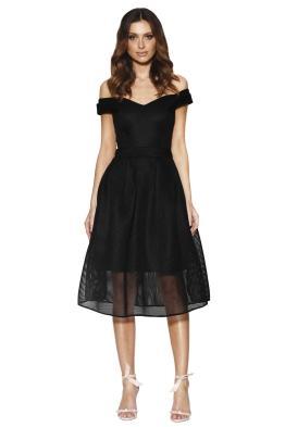 Grace & Hart - Hypnotic Floaty Dress - Front