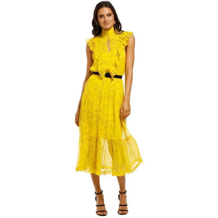 husk-mirage-dress-yellow-front