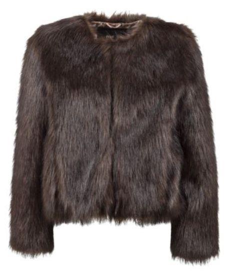 unreal fur dream jacket