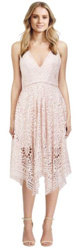 Nicholas the Label Floral Lace Dress