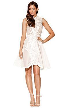 grace hart center stage engagement party dresses white