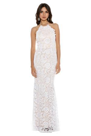 leila evening gown by langhem wedding dress bridal looks for fall