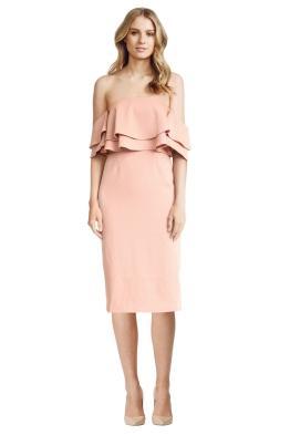 Keepsake the Label - Two Fold Dress - Front