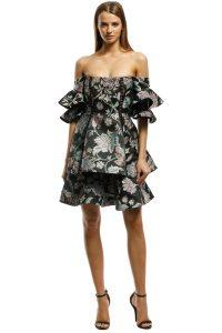 thurley-oriental_chintz_jacquard_mini_dress-multi-front