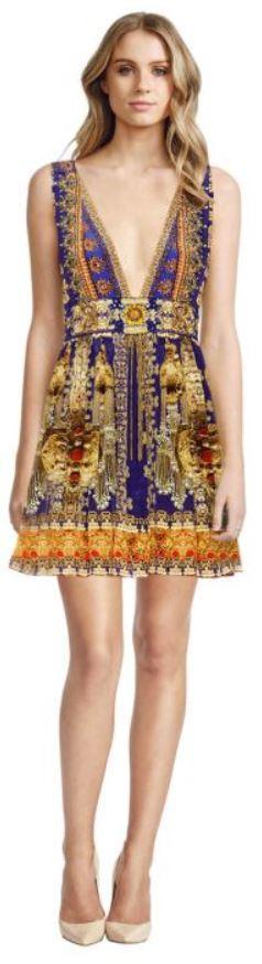 Camilla La Chaeuetilla Dress
