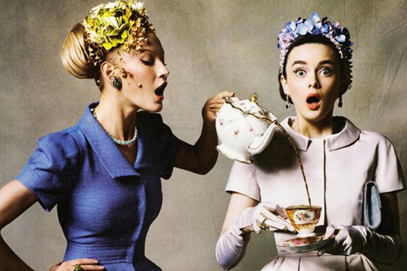 High Tea Fashion Header