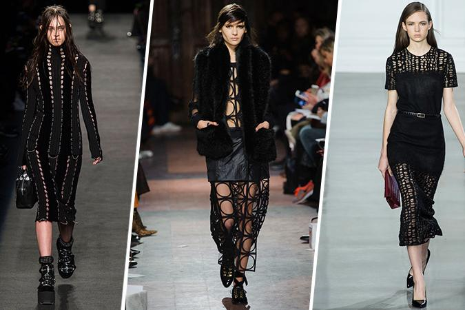 How To Wear Sheer
