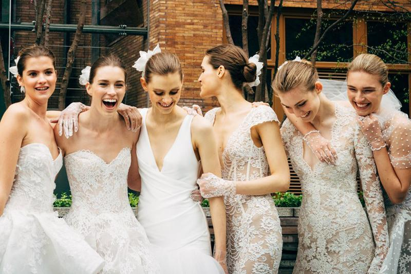 bridal looks for fall
