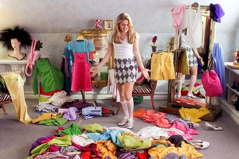 wardrobe staples clueless